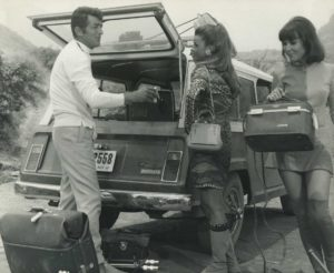 Dean Martin and the Jeepster