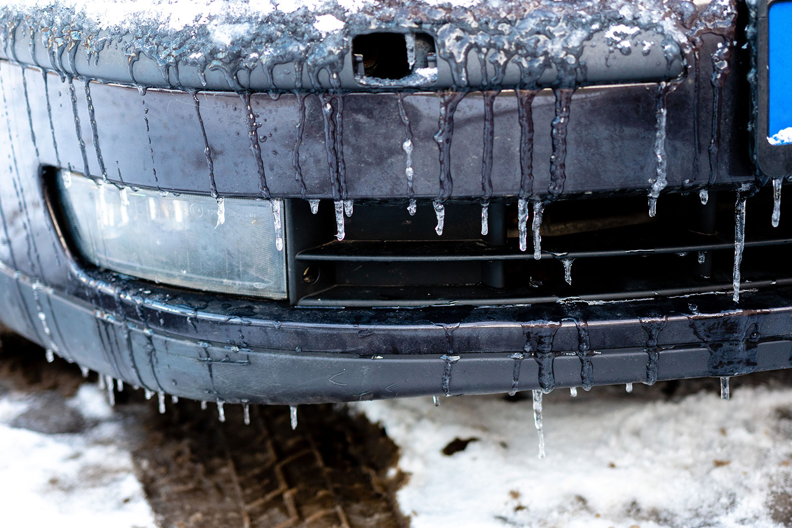 Your car battery and freezing weather